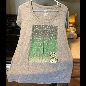 Tops - Women's New MSU Shirt Size XL